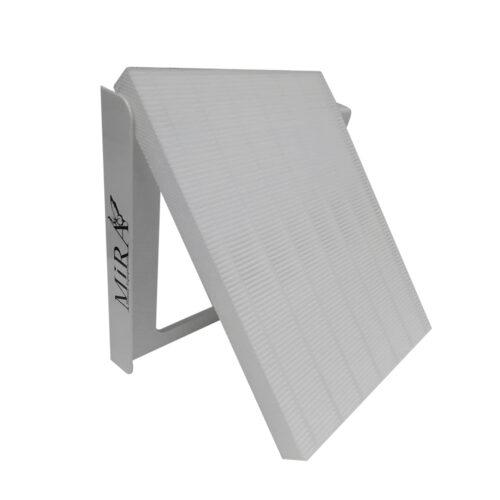 filtro hepa per aspiratore 100W, bianco