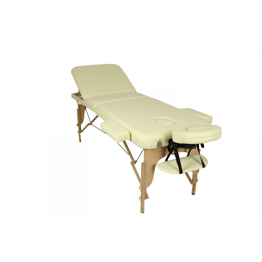 lettino portatile per massaggi e terapie, new relax 65 beige