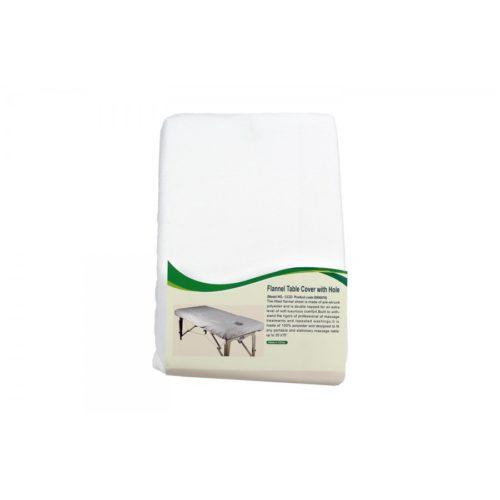 confezione da un copri lettino in flanella