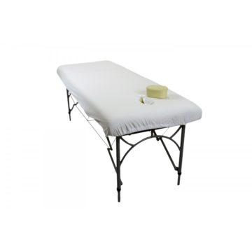 copri lettino in flanella, sistemazione su lettino