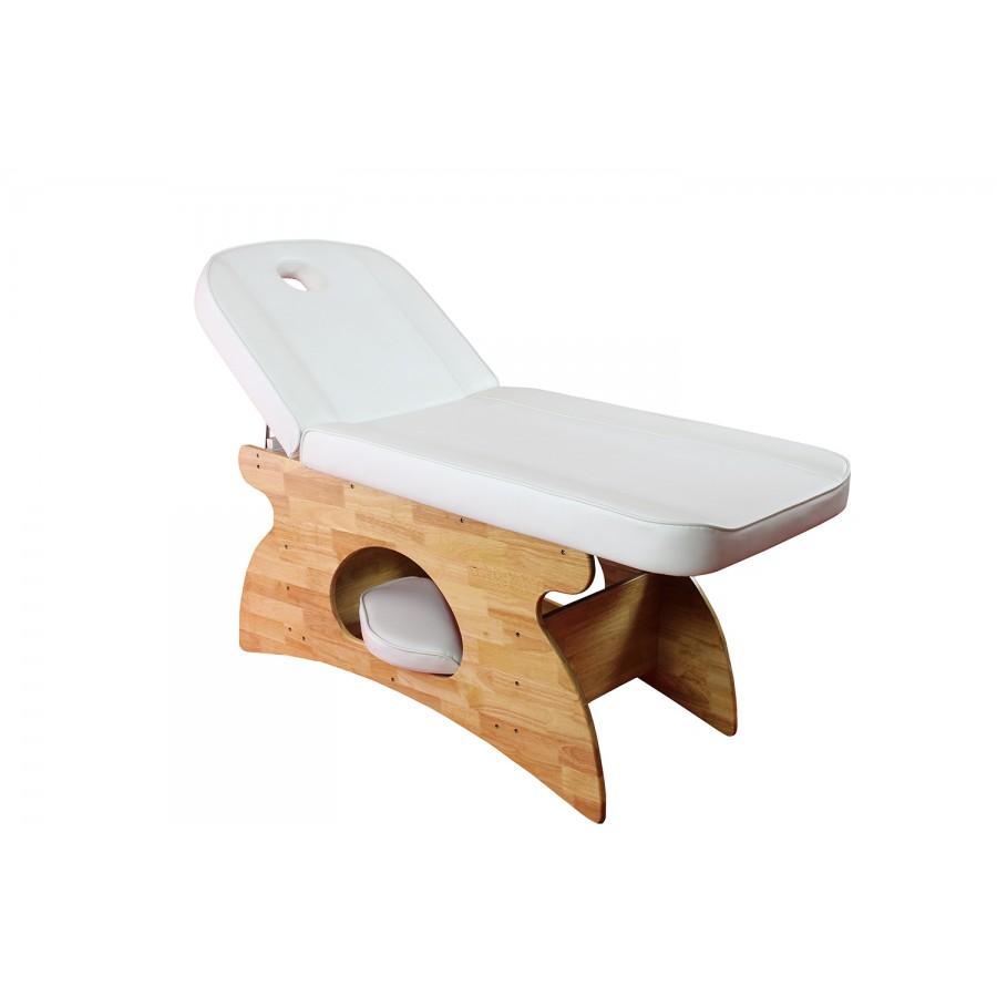 lettino da massaggio fisso, professionale ed elegante