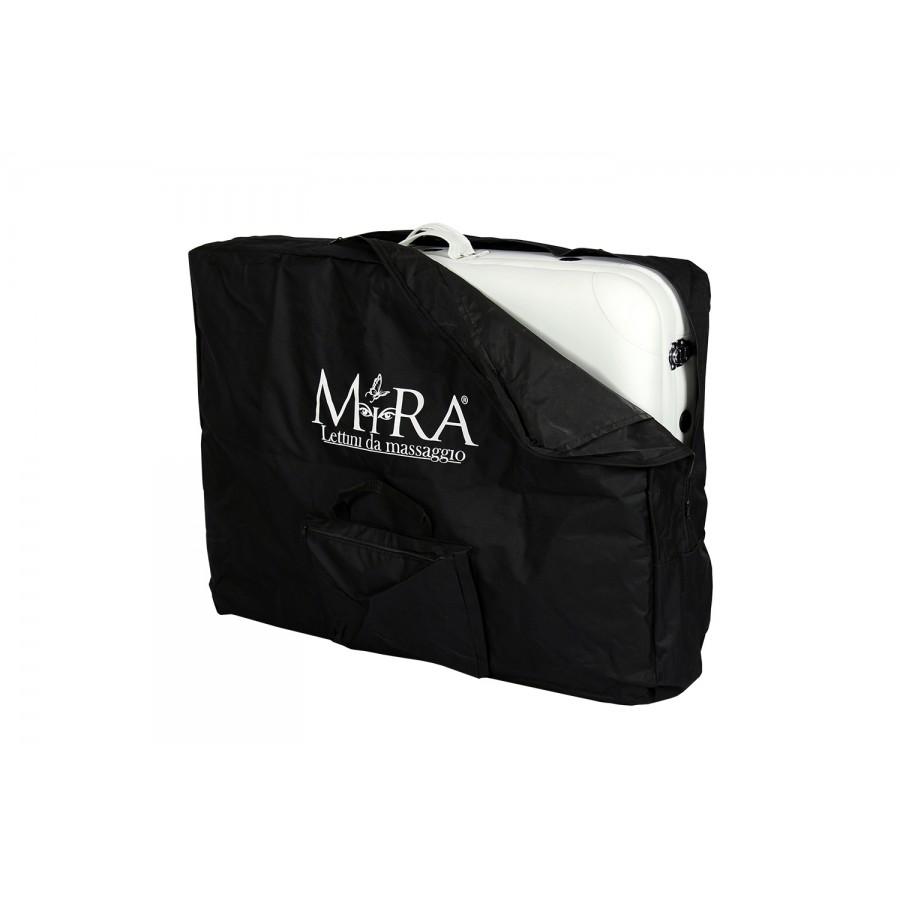new design ginevra bianco in comoda borsa da trasporto