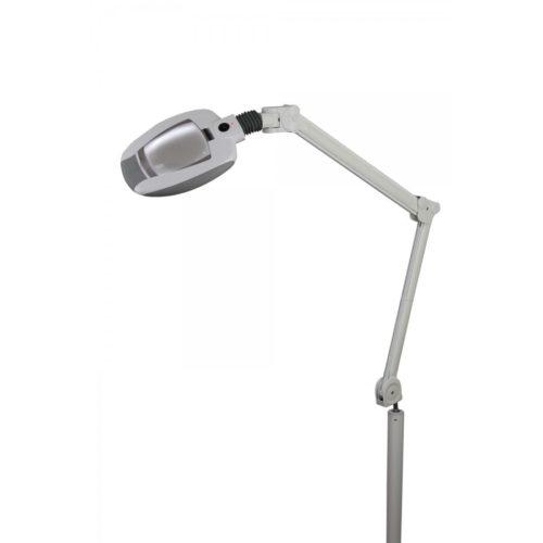 braccio e lampada regolabili a proprio piacimento