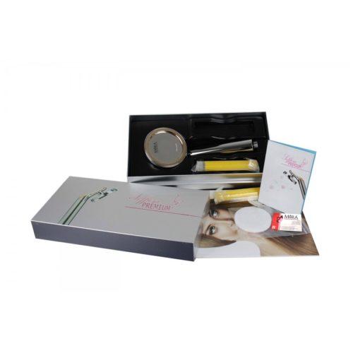 soffione premium doccia, con filtri aromaterapia