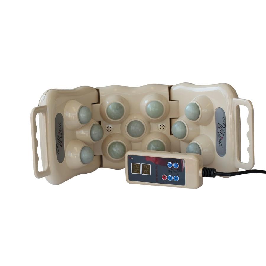 proiettore con pietre di giada, ad infrarossi, e telecomando