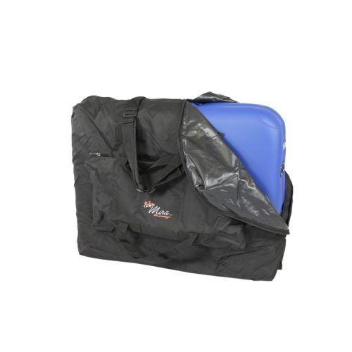 come sistemare il lettino da massaggio nella borsa da trasporto