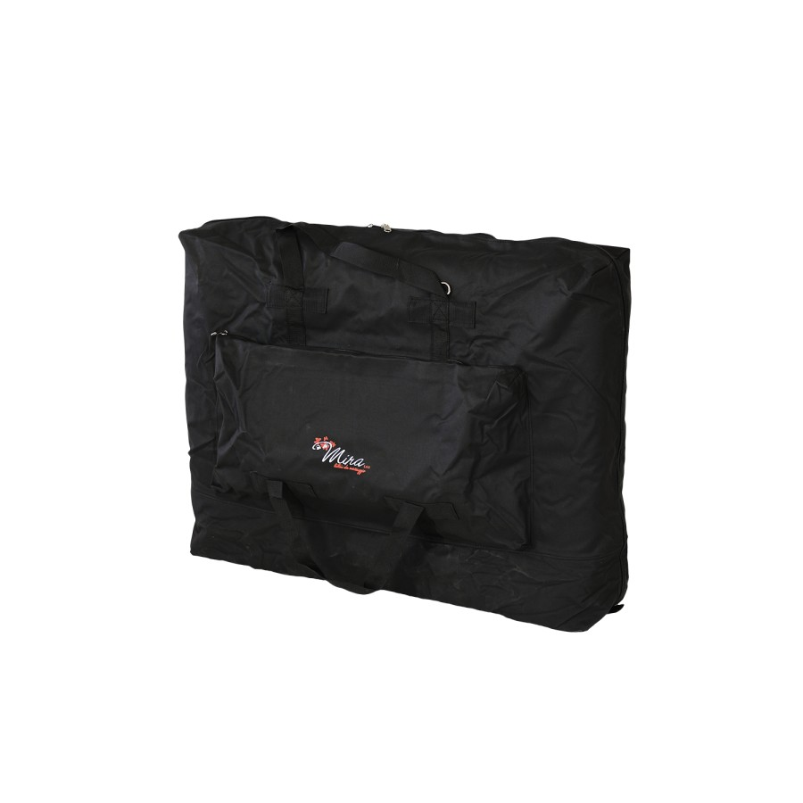 sacca da trasporto lettino pieghevole, con tascone laterale