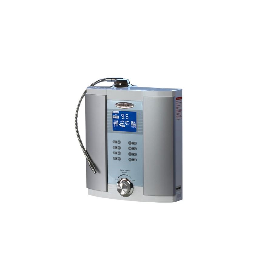ionizzatore acqua compatto, con display digitale, erogatore acqua