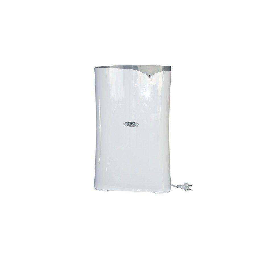 generatore di ioni negativi uv, bianco, design moderno