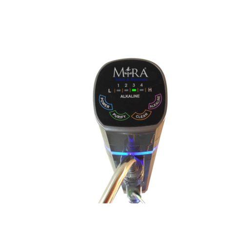 lettore programmi ionizzatore a rubinetto acqua alcalina 10 ph