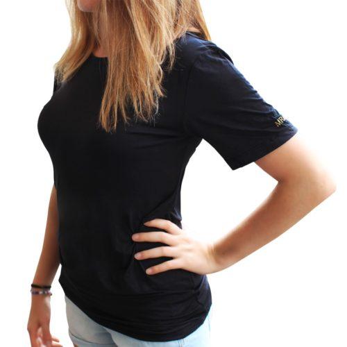 maglietta mira per uso benefico, antimacchia