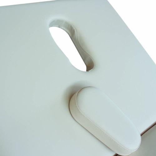 Lettino portatile new iv, foro schienale senza copriforo