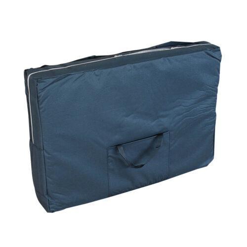 borsone in nylon nero per trasporto lettino portatile ecolight