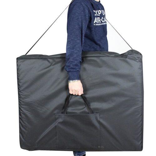 come utilizzare il borsone del lettino