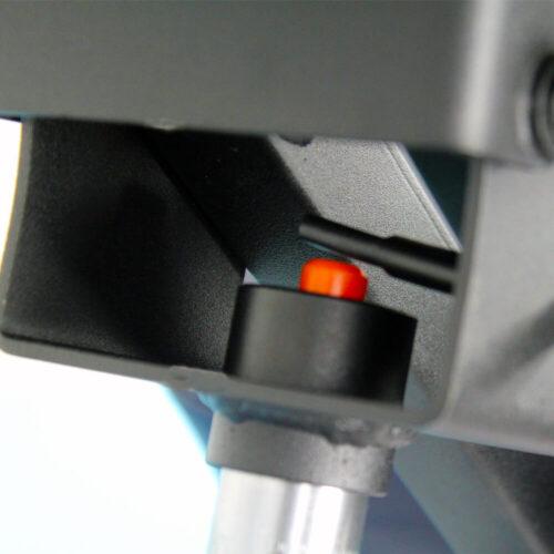sistema di attivazione del pistone per la regolazione dell'altezza