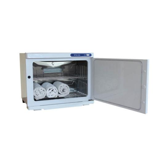 scaldasalviette chnv3 aperto, scalda asciugamani e sterilizzatore