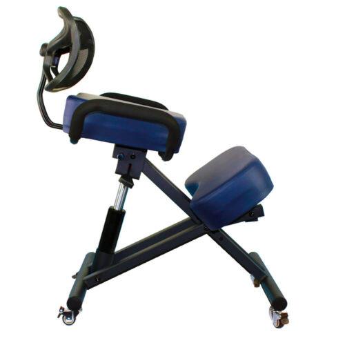 sedia ergonomica posturale svedese di Mira sas