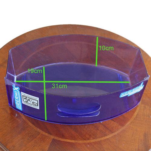 misure vaschetta sterilizzatore uv professionale