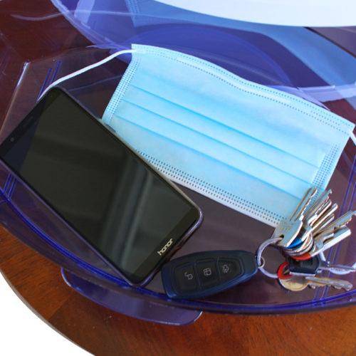 sterilizzatore a raggi uv particolare: oggetti da sterilizzare