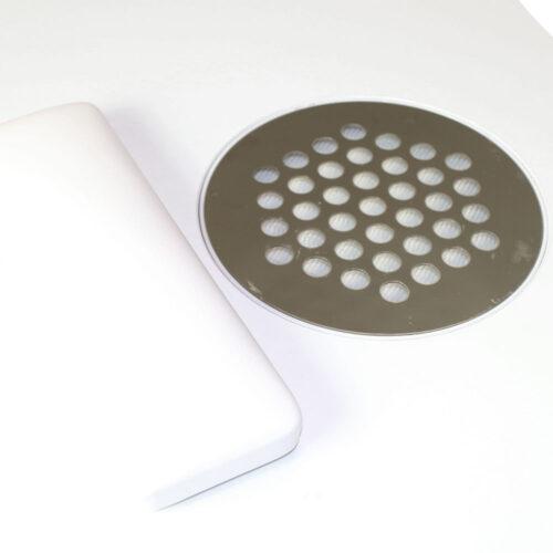 tavolo da manicure fisso dp53C particolare aspiratore, 30W, più potente, con filtro