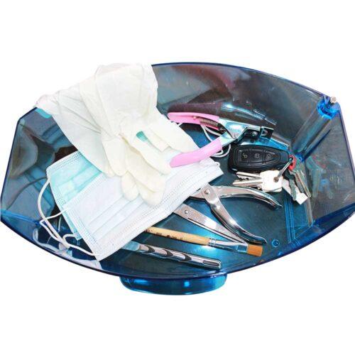 vaschetta sterilizzatore S-02, portaoggetti, uvc germicida